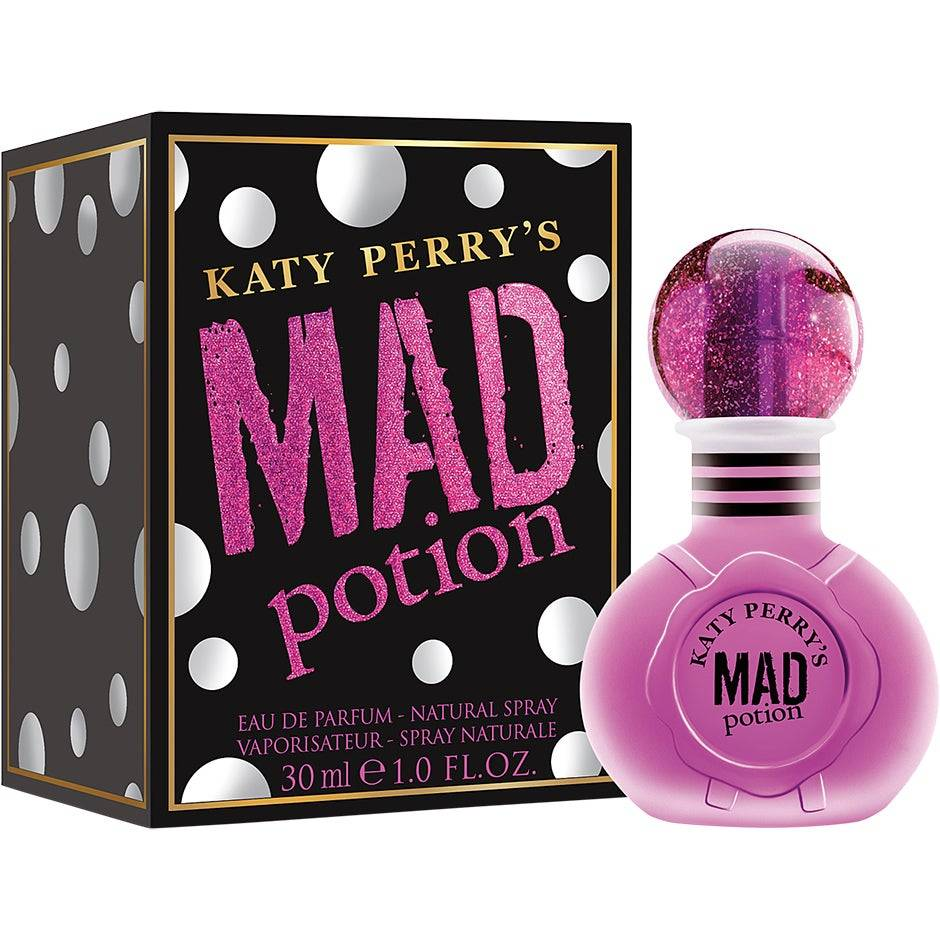 Katy Perry Mad Potion  Katy Perry Hajuvedet