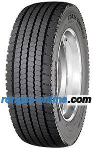 Michelin Remix XDA 2+ Energy ( 295/60 R22.5 , pinnoitettu )