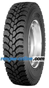 Michelin Remix X Works XDY ( 315/80 R22.5 , pinnoitettu )