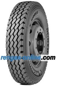 Michelin Remix X Works XZY ( 13 R22.5 156/150L pinnoitettu )