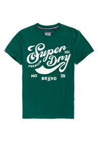 Superdry Brand A -t-paita