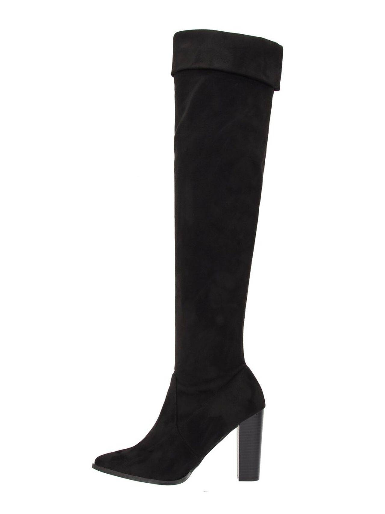 BIANCO Anie Over-the-knee Boots Women Black
