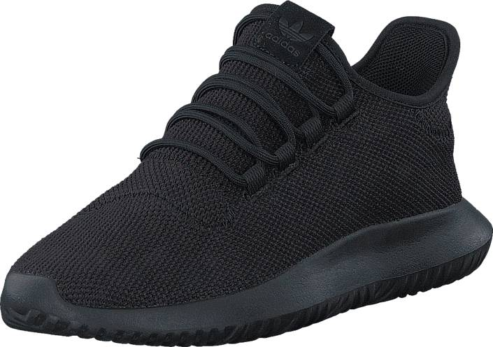 adidas Originals Tubular Shadow Core Black/Ftwr White/Core Bla, Kengät, Sneakerit ja urheilukengät, Sneakerit, Musta, Unisex, 39