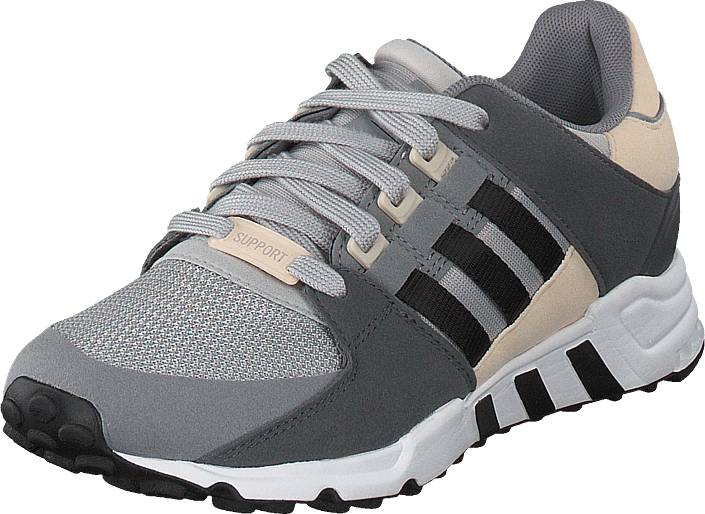 adidas Originals Eqt Support Rf Grey Two F17/Core Black/Linen, Kengät, Sneakerit ja urheilukengät, Sneakerit, Beige, Harmaa, Unisex, 37