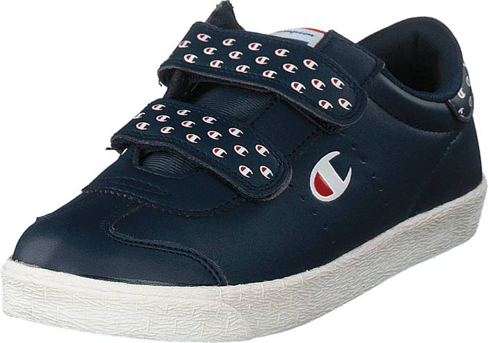 Image of Champion Low Cut Shoe Venice Low Pu Ps Sky Captain A, Kengät, Sneakerit ja urheilukengät, Sneakerit, Sininen, Unisex, 34