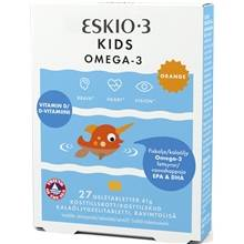 Bringwell Eskimo-3 kids chewable 27 tablettia