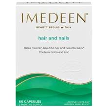 Bringwell Imedeen Hair & nails 60 tablettia