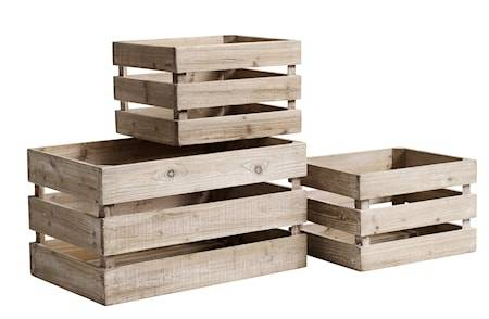Nordal Wooden boxes Säilytys