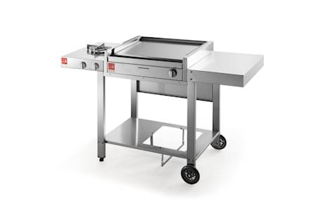 Airone Griddle Unit 60 on open trolley