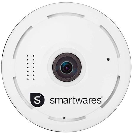 Smartwares C360IP 360 astetta IP-kamera In