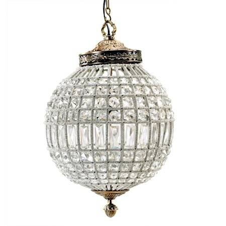 Nordal Crystal lamp Kattolamppu - Medium