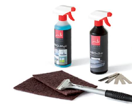 Airone Complete cleaning set