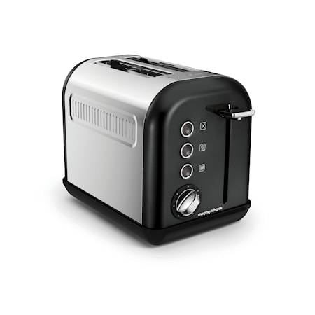 Morphy Richards Accent Musta 2 Viipaletta