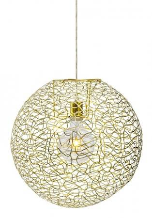 Cottex Excel Ceiling Lamp Brass