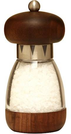 William Bounds Mushroom American Black Walnut Salt 15 cm