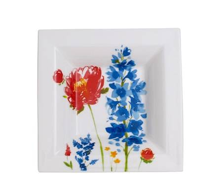 Villeroy & Boch Anmut Flowers Gifts Square Kulho