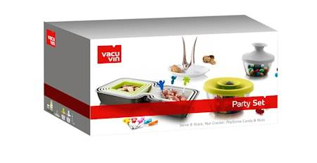 Vacuvin Party Set