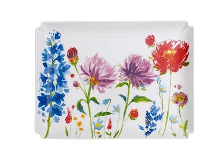 Villeroy & Boch Anmut Flowers Gifts Decorative Lautanen large