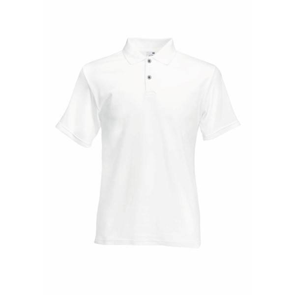 Fruit of the Loom Screen Stars Original Polo - White