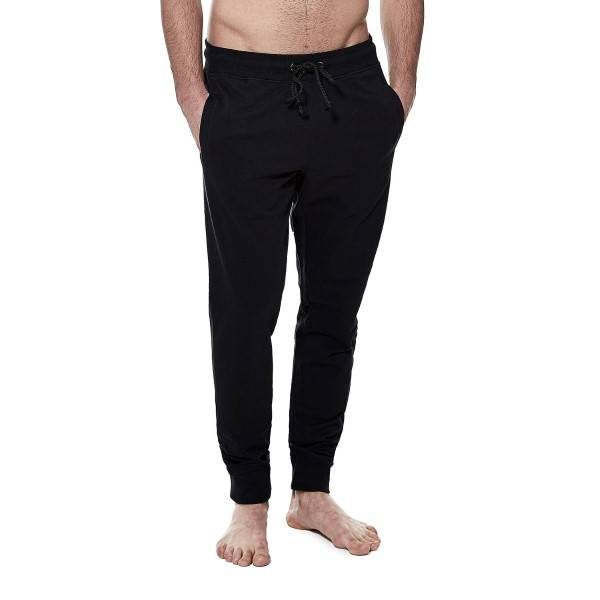 Bread & Boxers Bread and Boxers Lounge Pant - Black