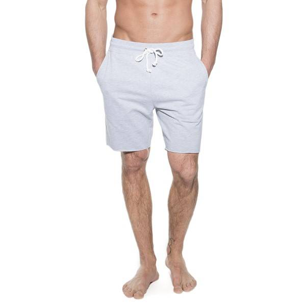 Bread & Boxers Bread and Boxers Lounge Short - Grey - Small