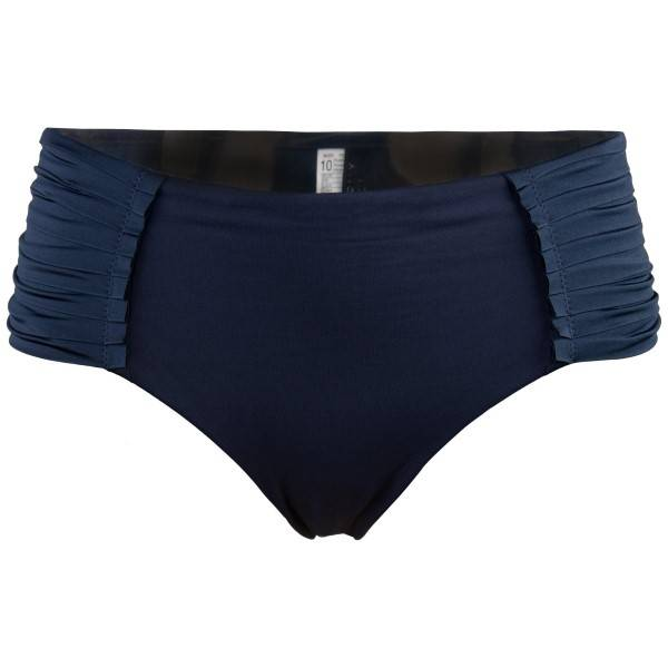 Seafolly Seafolly Pleated Retro - Indigo blue