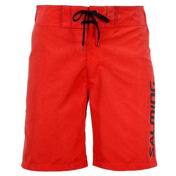 Salming Charlie Swim Boardshorts - Red