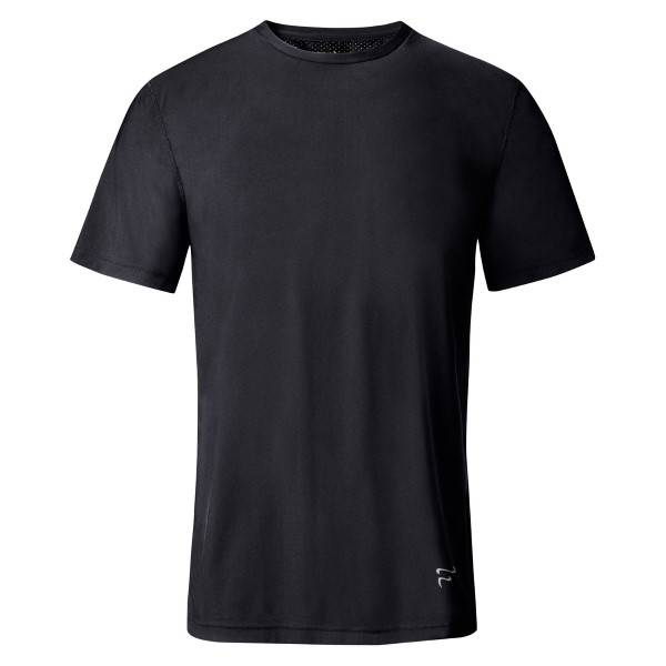 IIA Frigo Cotton T-Shirt Crew Neck - Black