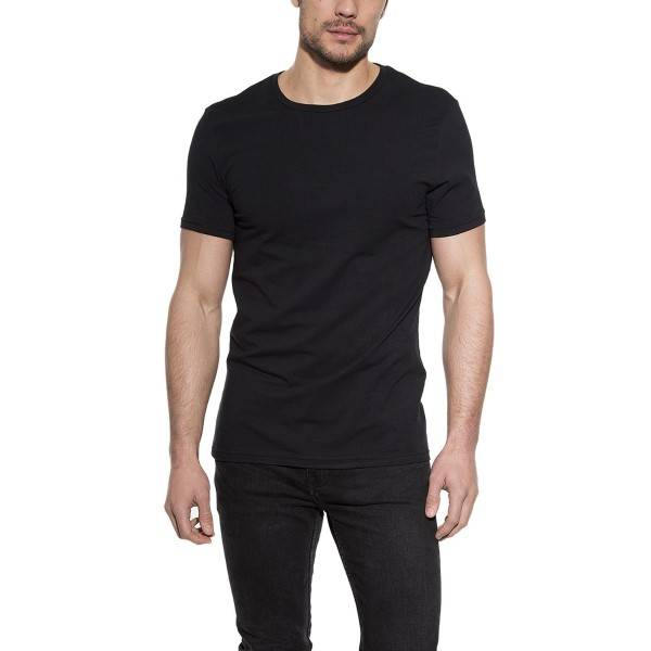 Bread & Boxers Bread and Boxers Crew Neck - Black - Large