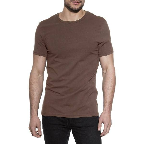 Bread & Boxers Bread and Boxers Crew Neck - Brown
