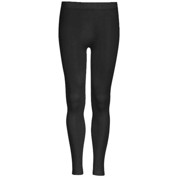 Hanro Pure Silk Leggings - Black - Large