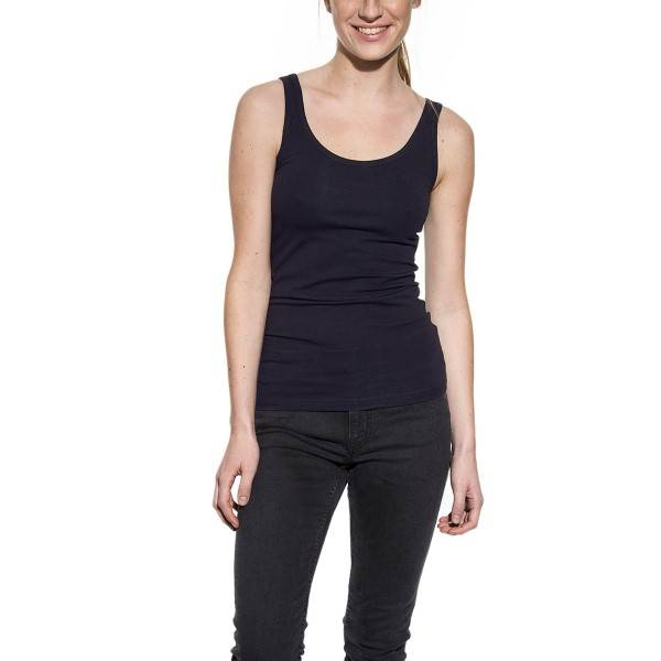 Bread & Boxers Bread and Boxers Tank Woman - Darkblue - Large