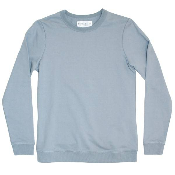 Bread & Boxers Bread and Boxers Women Sweatshirt - Lightblue * Kampanja *
