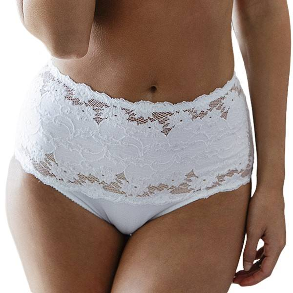 Abecita Nancy Maxibrief - White