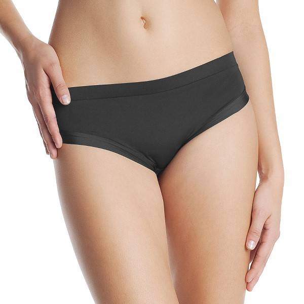 DIM. Generous Invisible Brief - Black - Small * Kampanja *