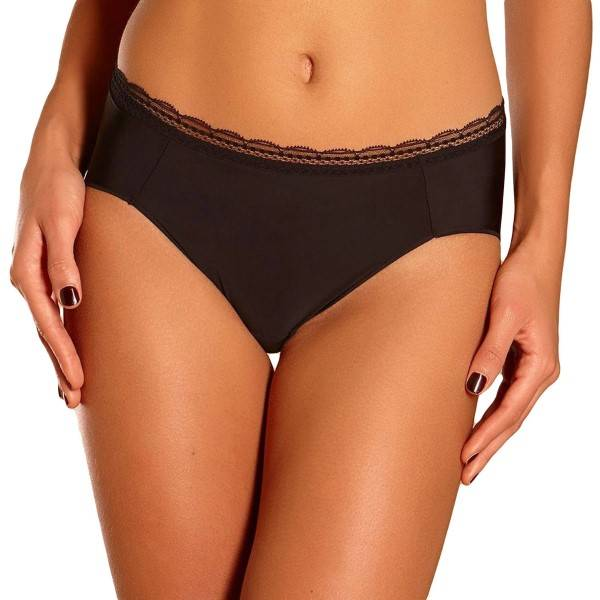 Chantelle Soft Package Brief - Black