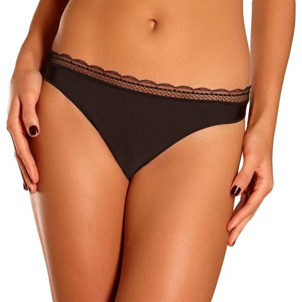 Chantelle Soft Package String - Black