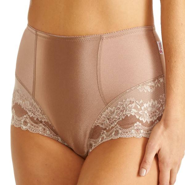Swegmark Adamo Luxury Shaping Brief - Nougat