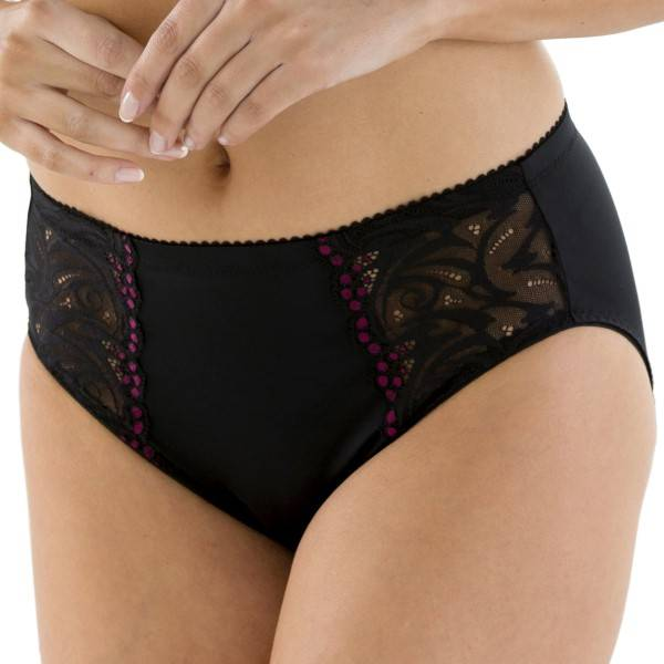 Miss Mary of Sweden Miss Mary Wonderful Brief - Black