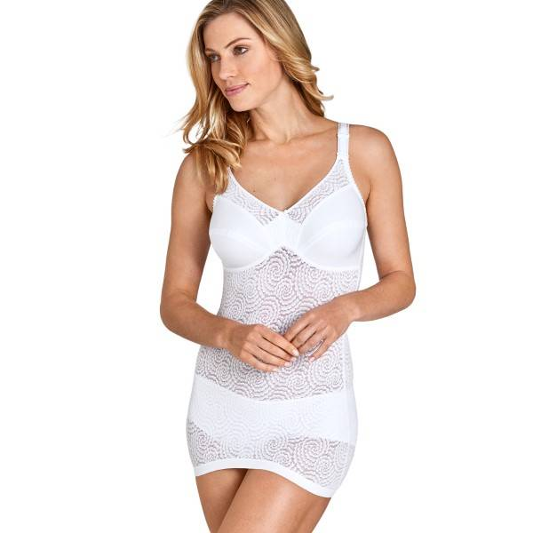 Miss Mary of Sweden Miss Mary Corselet - White