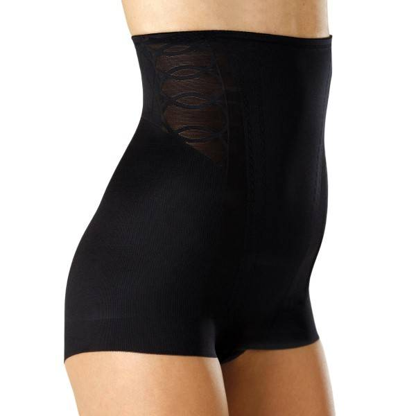 Miss Mary of Sweden Miss Mary Firm Control Low Leg Shaper - Black