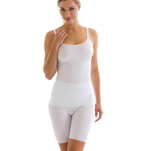 Miss Mary of Sweden Miss Mary Soft Trousers - White