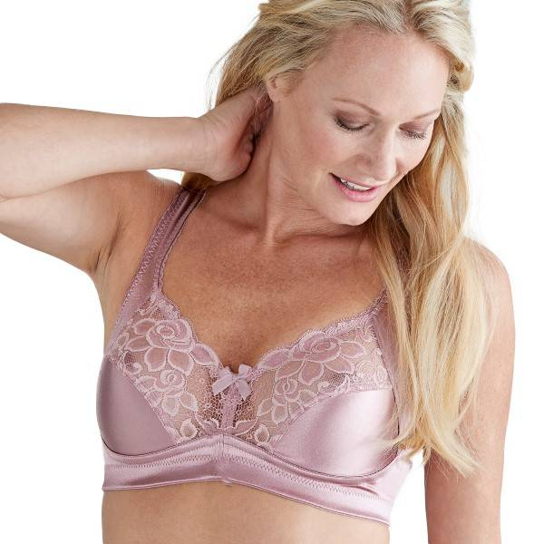 Swegmark Eternal Exclusive Soft Bra - Ancientpink