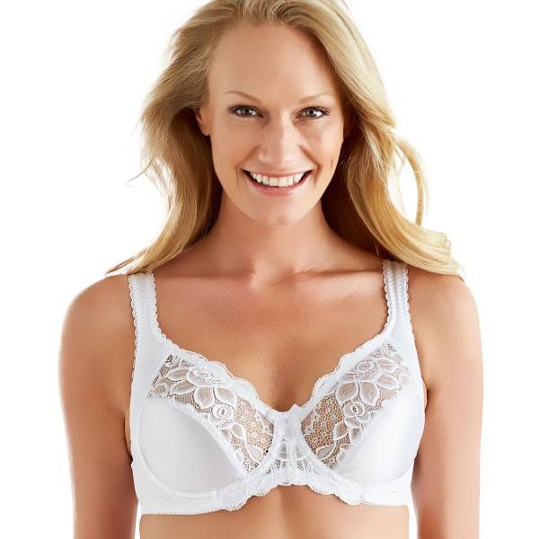 Swegmark Eternal Exclusive Wired Bra - White