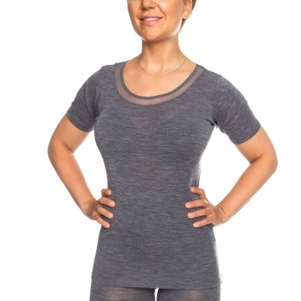 Femilet Juliana T-shirt - Grey - 44