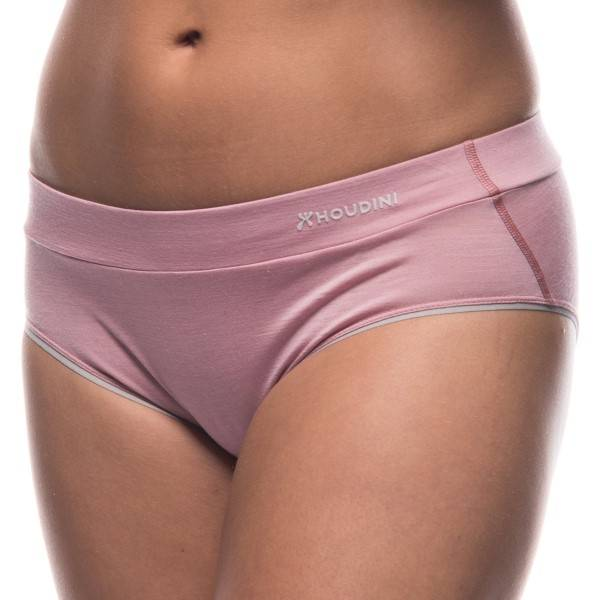 Houdini Airborn Hipsters - Pink - Large