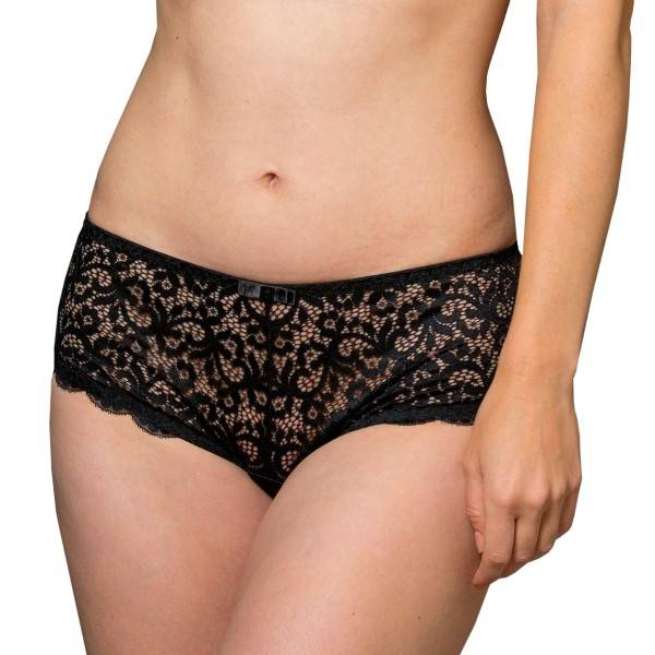 Trofé Trofe Belinda Lace Hipster - Black - Medium