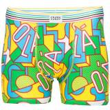 Frank Dandy Ola Boxer - Green Pattern - Medium