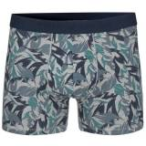 Tiger of Sweden Ansgar Boxer Short - Grey/Blue - Large