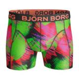 Björn Borg Microfiber Leaf Shorts - Mixed - Small